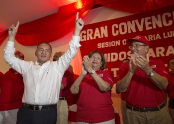 Diputado Maximino Rodríguez renuncia a jefatura de bancada del PLC en protesta contra Osuna. Foto: EFE