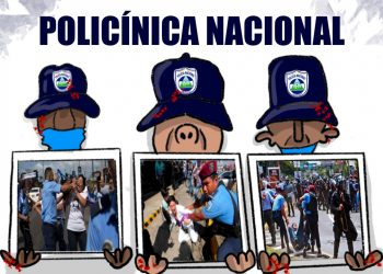 La Caricatura: POLICÍNICA nacional y los Derechos Humanos