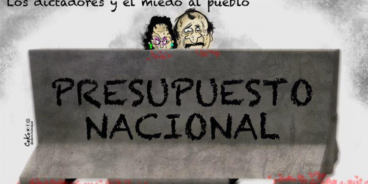 La Caricatura: Los dictadores y el miedo al pueblo