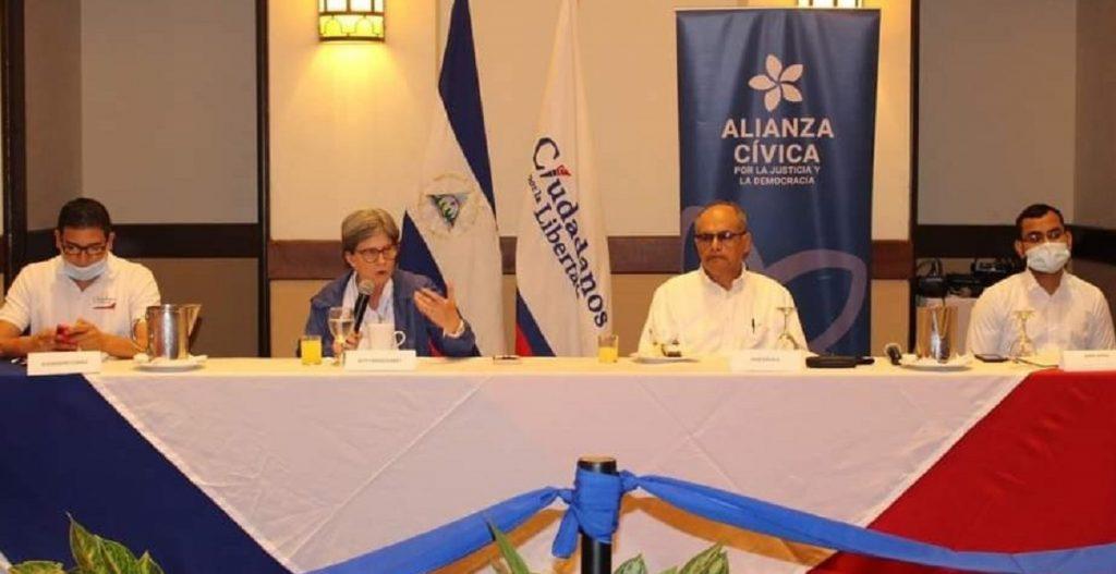 Alianza Cívica designa sus delegados ante la Alianza con CxL y sostendrán primera reunión como bloque el martes 26 de enero . Foto: Internet.