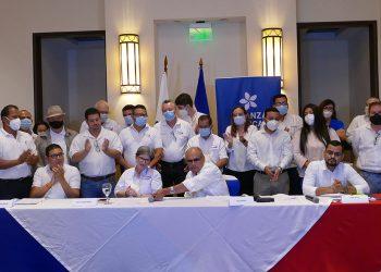 Comisión de Buena Voluntad afirma que Alianza Ciudadana sigue sin aceptar conversaciones con la Coalición Nacional