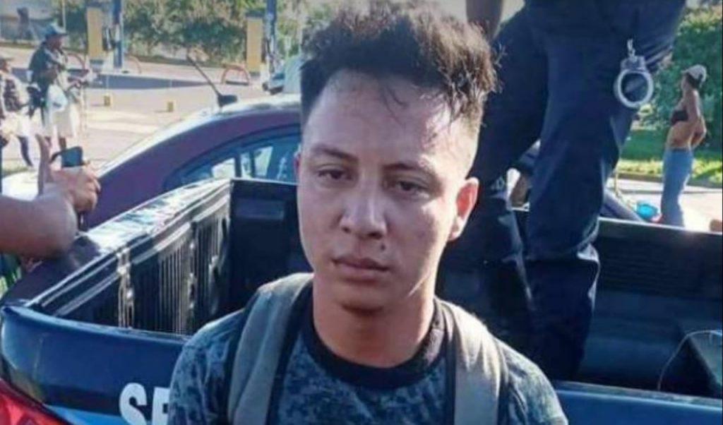 Mandan a juicio a Sergio Beteta, el joven que desafió a la dictadura. Foto: Artículo 66 / Cortesía