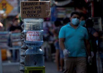 Dictadura sigue con sus actividades masivas, mientras casos de COVID-19 aumenta a 12.114, según Observatorio Ciudadano. Foto: Artículo 66 / EFE