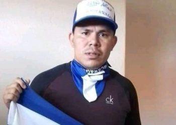 A juicio el preso político Carlos Bonilla, acusado por posesión de cocaína. Foto: Artículo 66 / Cortesía