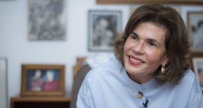 Cristiana Chamorro no confirma pero tampoco niega su posible candidatura a la presidencia de Nicaragua. Foto: Internet.