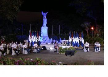 Daniel Ortega pide «diálogo nacional» y política de «respeto y entendimiento» al nuevo presidente de Estados Unidos para después de las elecciones nacionales. Foto: Captura, vídeo internet..