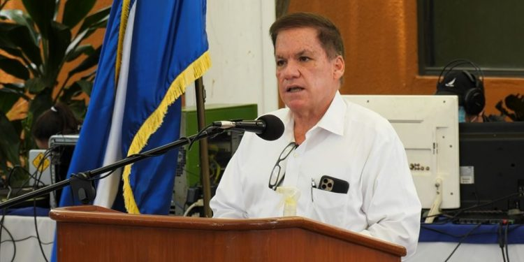EE.UU. demanda la liberación del empresario y opositor José Adán Aguerrí. Foto: Internet.