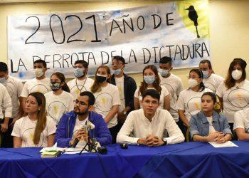 Universitarios de la Alianza Cívica deciden no presentar «precandidato joven».Foto: Internet.