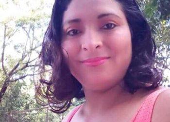 Jueza orteguista condena a 18 años de cárcel a la presa política Julia Cristina Hernández. Foto: Cortesía