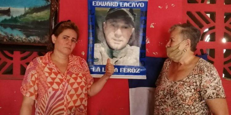 «Más de un mes Edward Lacayo no recibe paquetería», denuncian sus familiares. Foto: Artículo 66 /Noel Miranda