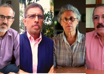 Los fundadores del MRS anuncian que se retirarán definitivamente de todo cargo directivo de ese movimiento. Foto: Internet.
