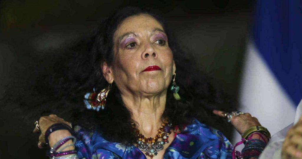 Rosario Murillo insiste en cuatro tipos de vacunas contra el COVID-19 pero sin especificar para cuando. Foto: Internet.