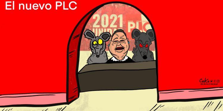La Caricatura: El nuevo PLC