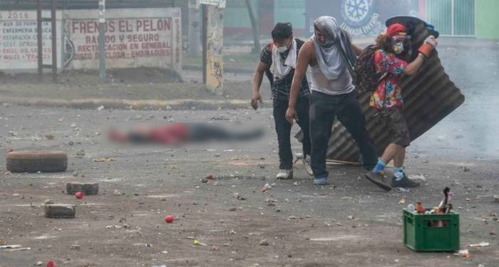 Rosario Murillo dice que el derecho a la salud nunca se negó, aún «en los odiosos tranques del odio». Foto: Artículo 66 / La Prensa
