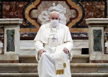 Papa Francisco se aplicará la vacuna contra el COVID-19. Foto: Artículo 66 / Reuters