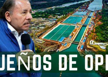 Daniel Ortega cumplió 14 años en el poder y varios de sus «megaproyectos» quedaron en «cuentos». Fotocomposición: Artículo 66.