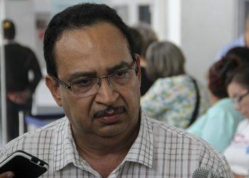 Periodista Aníbal Toruño afirma que su viaje a Estados Unidos no es un exilio. Foto: Artículo 66