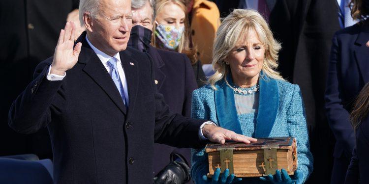 Joe Biden: «Hoy celebramos el triunfo de la democracia». Foto: Marca.