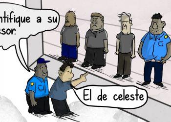 La Caricatura: El verdadero agresor