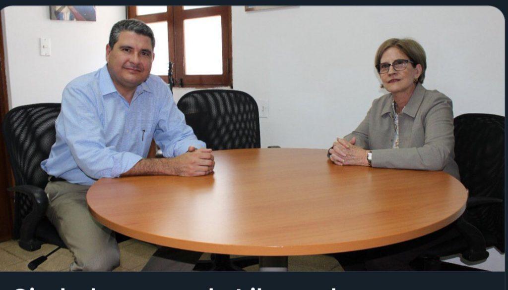 Juan Sebastián Chamorro: «CxL es la casilla apropiada» para ir a elecciones. Foto: RRSS.