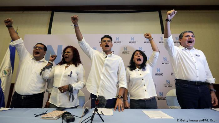 Conexión Nica- USA se reúne con Coalición Nacional, AC y CxL en su intento por unirlos