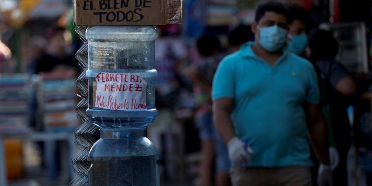 Nicaragua registra rebrote de COVID-19 iniciando el año