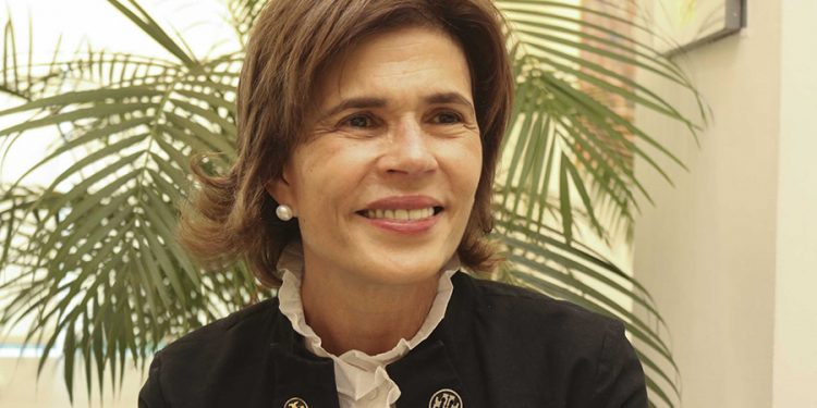 Cristiana Chamorro: A Rosario Murillo le molesta en lo profundo que nos mantengamos firmes de acompañar al pueblo. Foto: END.