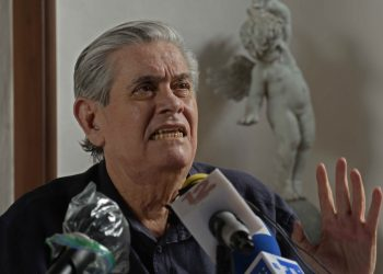 CIDH otorga medidas cautelares a favor de Mariano Valle, dueño de Canal 12. Foto: Artículo 66/ EFE.
