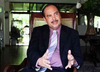 Fallece el reconocido jurista, experto en derecho internacional Mauricio Herdocia Sacasa. Foto: Internet.