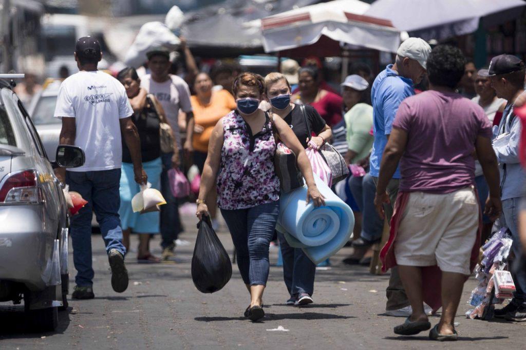Nicaragua acumula casi 12 mil casos de COVID-19, según Observatorio Ciudadano. Foto: Artículo 66/ EFE.