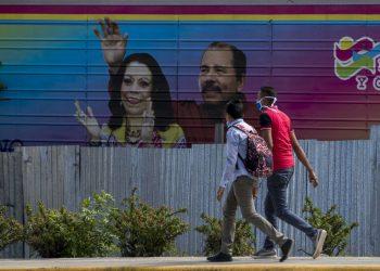 El régimen Ortega-Murillo sin ningún legado memorable. Foto: Artículo 66/ EFE.