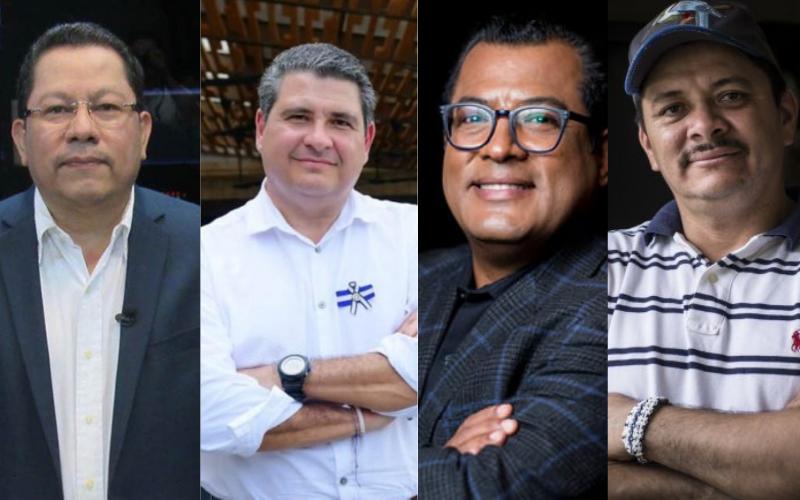 Aspirantes a la Presidencia de Nicaragua de la oposición suscribirán acuerdo de unidad