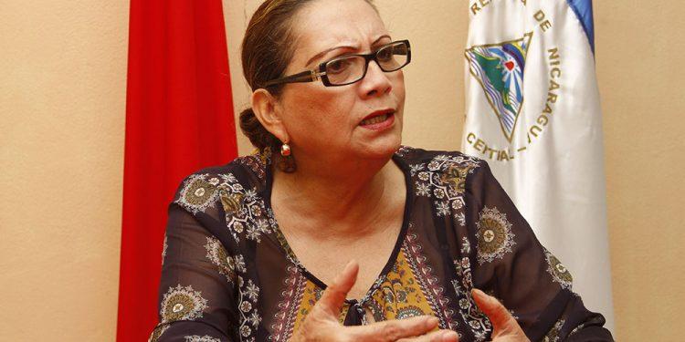 Directivos del PLC en Managua renuncian al partido acusando a Osuna de aliada del FSLN . Foto: END.