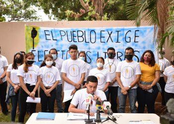 AUN desconoce a Comisión de Buena Voluntad y llama a los preciaditos a unirse a Alianza Ciudadana. Foto: Cortesía.