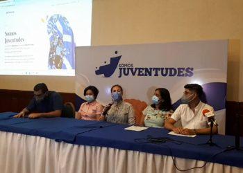 Sector juvenil pide a políticos que incluyan en sus planes de gobierno la agenda de juventudes. Foto: Captura Transmisión Radio Darío.