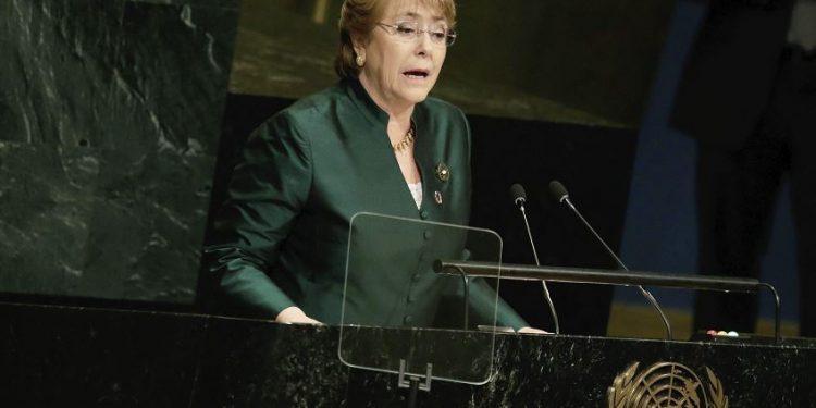 Dictadura Ortega-Murillo rechaza informe de Alta Comisionada de Derechos Humanos de la ONU y acusa al organismo mundial de injerencista. Foto: Internet.