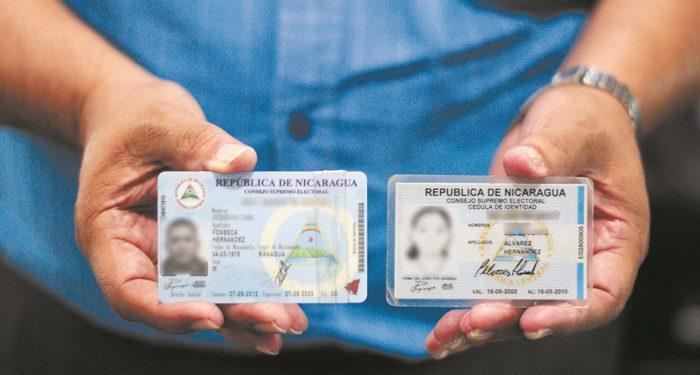 Coalición Nacional llama a actualizar cédula de identidad para evitar fraude electoral. Foto: Artículo 66 / La Prensa