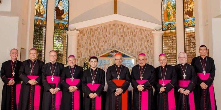 Iglesia Católica insiste en reformas electorales. Foto: Redes sociales CEN