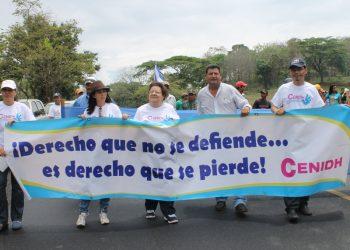 CIDH da tres meses a Nicaragua para que informe sobre acciones represivas contra defensores de derechos humanos. Foto: Internet.