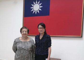 Embajada de Taiwán desmiente a Rosario Murillo y afirma que no financia inauguraciones en edificios robados. Foto: Cortesía.