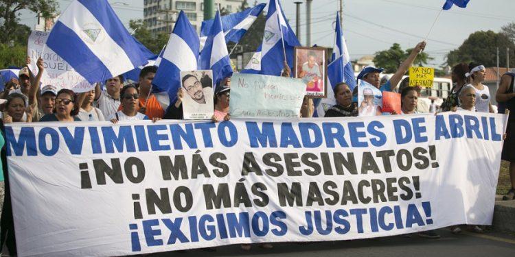 Nicaragua en lista de vigilancia por represión a los derechos humanos y libertades civiles. Foto: Internet.