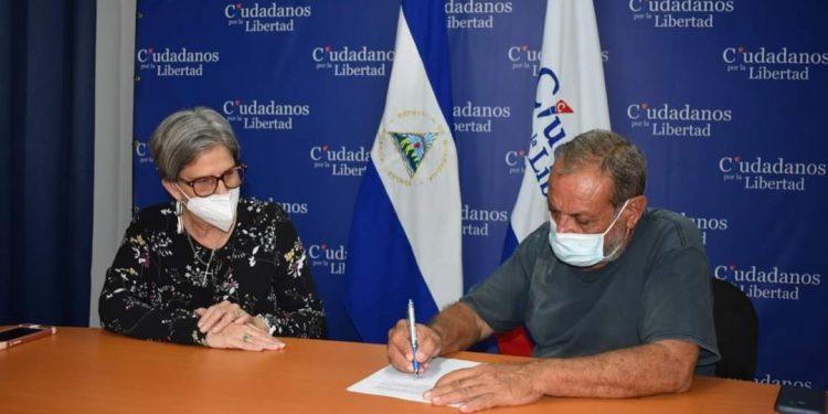 Partido costeño PAMUC se une a la Alianza Ciudadana de CxL. Foto: Cortesía.