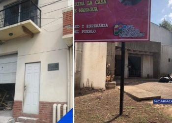 La CIDH condena actos de destrucción sobre bienes de organizaciones civiles e insta al Estado de Nicaragua restituir personerías jurídicas. Foto: Internet.