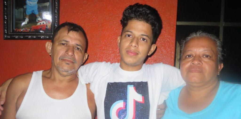 CIDH otorga medidas cautelares al tiktoker Kevin Monzón y a su familia. Foto: Artículo 66 / Noel Miranda