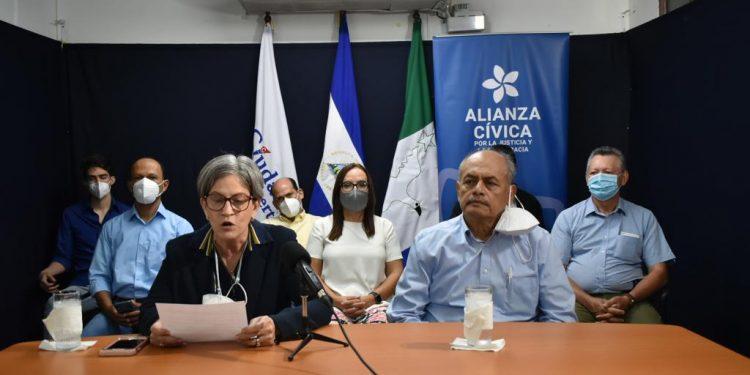 «Red Ciudadana», el nuevo proyecto de CxL y la Alianza Cívica para atraer a opositores. Foto: Artículo 66 / Cortesía