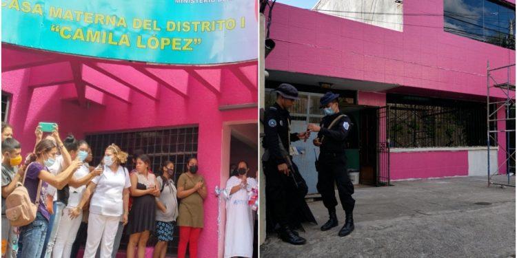 «Regresen lo robado» y «Monumento al crimen» dicen directores de Confidencial y 100% Noticias, los medios de comunicación saqueados por el régimen. Fotos: Internet/Divergentes