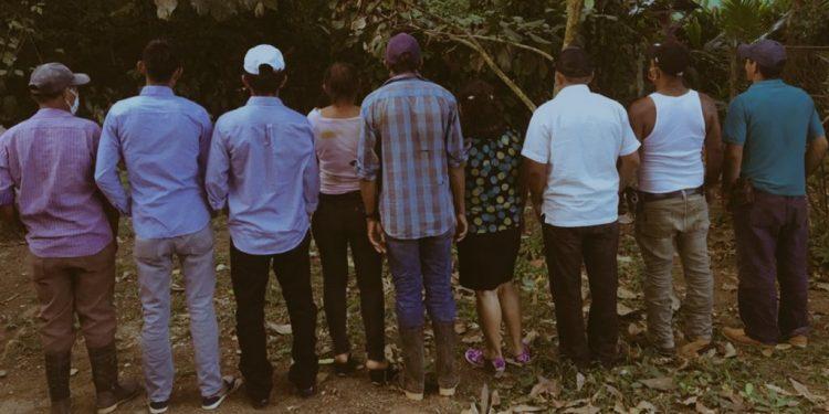 Policía de Nueva Guinea prohíbe reunión de campesinos por ser «año electoral». Foto: Cortesía.