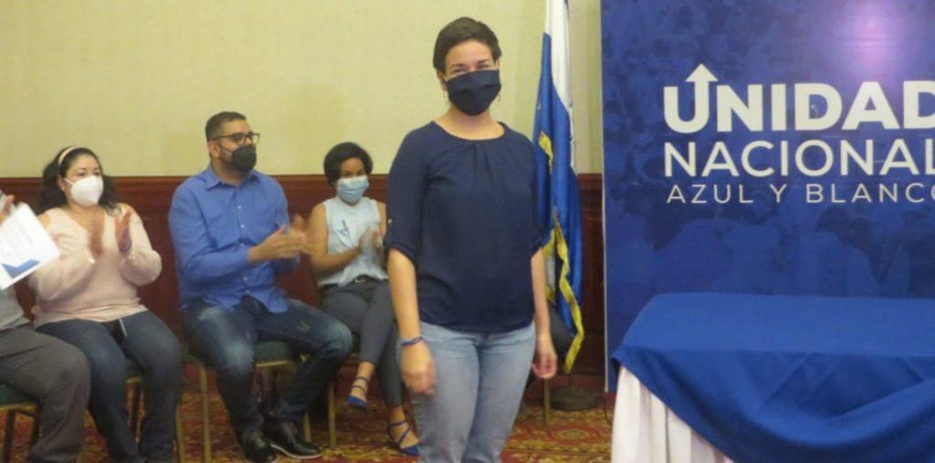Támara Dávila en la lista negra de la Policía de Daniel Ortega. Foto: Artículo 66 / Noel Miranda