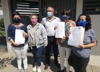 Unamos interpone recurso por inconstitucionalidad de la «Ley Mordaza». Foto: Artículo 66 / Noel Miranda