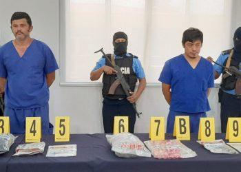 Jueza subordinada a la dictadura condena a más de 16 años de cárcel y 46 mil córdobas de multa a presos políticos Danny García y William Caldera. Foto: Internet.